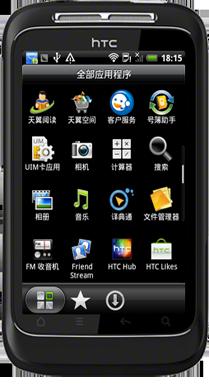 HTC G13(野火S/Wildfire S)