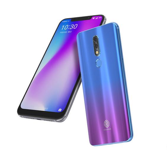 2英寸刘海屏!中国移动n5 pro手机发布