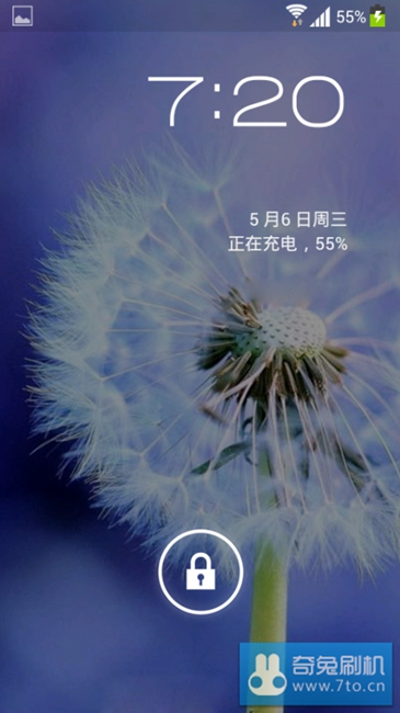 华为 C8813三星美化典藏版