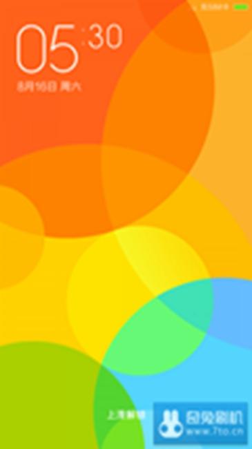 Google Nexus 7 MIUI V4 3.2.22 开发版