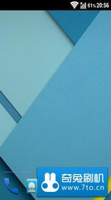 天语T619 安卓4.4风格刷机包 (30版V0101缩水机)