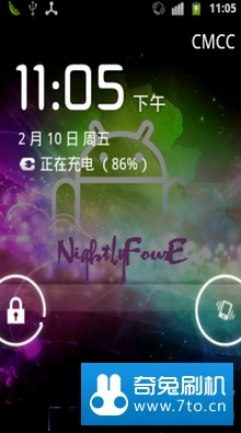 LG Optimus One (P500)移植NightlyFourE V3.7最新ROM