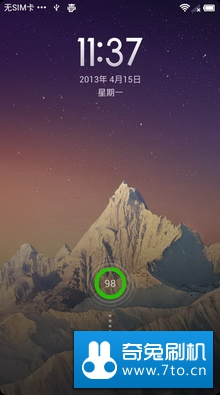 HTC EVO 3D 合作开发组 MIUI V5 4.12.5 开发版