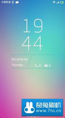 HTC Rezound(G30) 刷机包 MIUI开发版+稳定省电+BUG修复