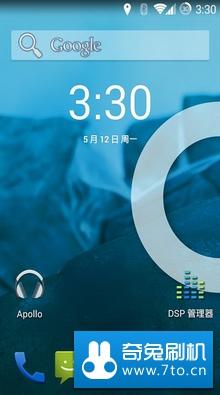 天语 W719刷机包 W806+ U6 Kitkat 4.4.2 Cyanogenmod011 Test版 20140508更新