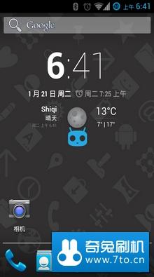 【CyanogenMod】天语W719 W806+ U6 通刷刷机包 CM10.1.3 Test版 20140123更新