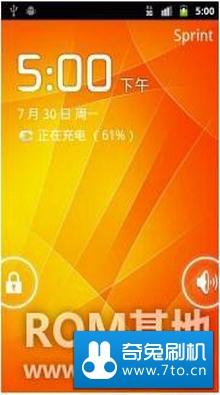 MOTO MB810(Droidx)CM7.2 2.3.7精简版刷机包