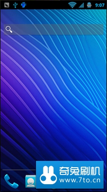 MOTO XT615 Blue Os 2.3.7(伪4.0.4)